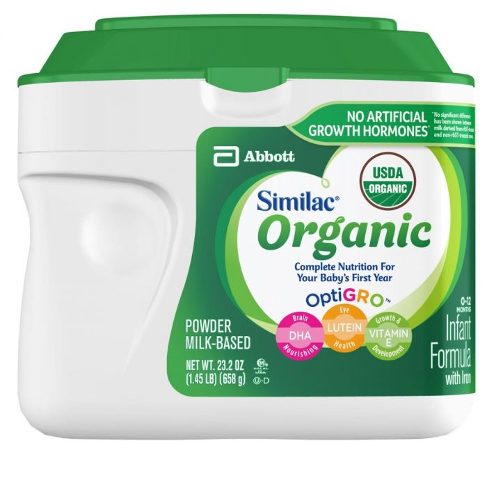 Similac Organic Powder (1.45 Lb)