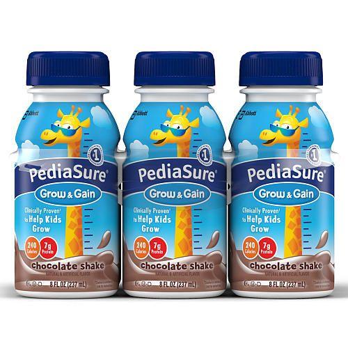 Pediasure Chocolate 8 Oz (4 X 6 Pack)