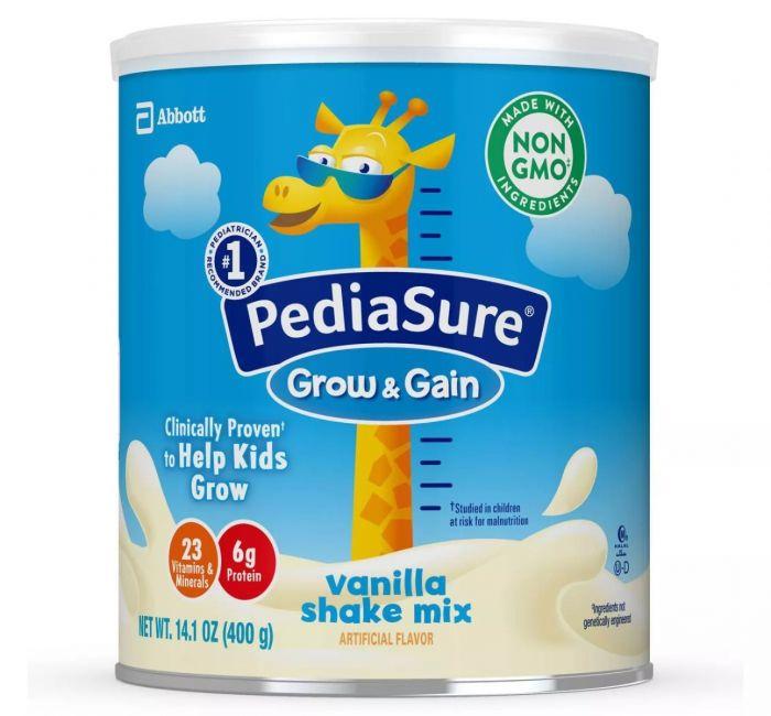 Pediasure Vanilla Powder (14.1 Oz)