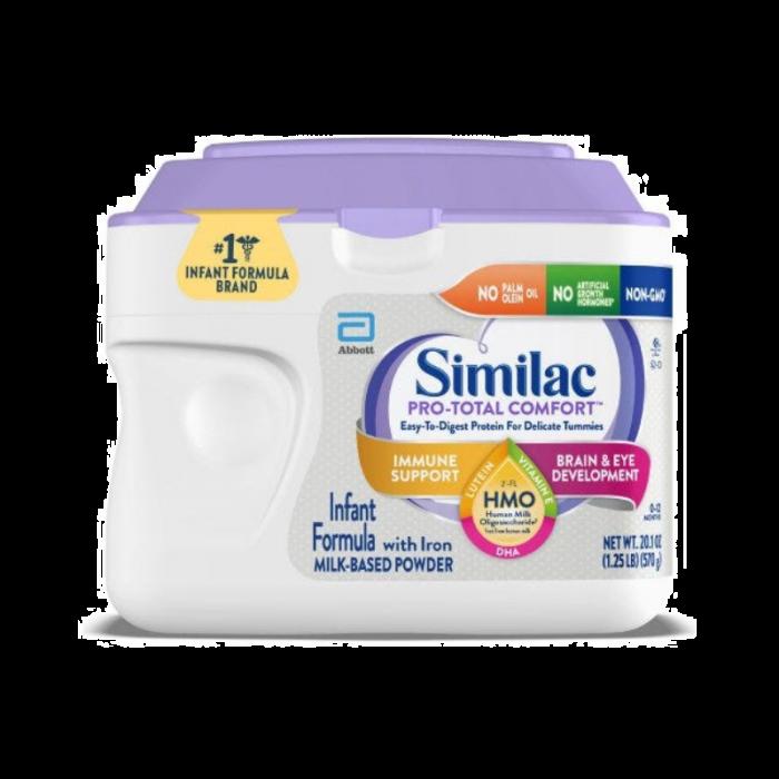 Similac Pro-Total Comfort Powder (20.1 Oz)
