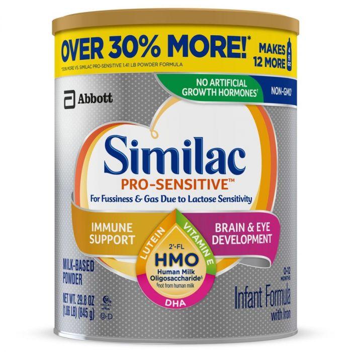 Similac Pro-Sensitive Powder (1.86 Lb)