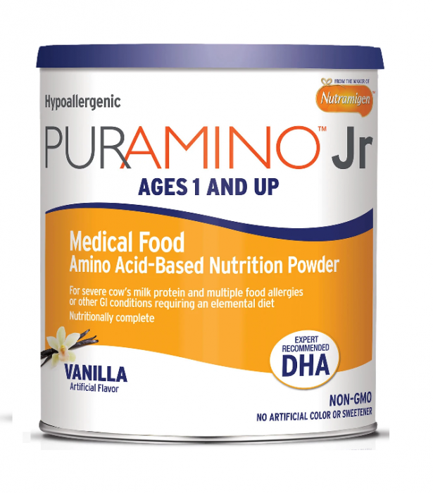 Enfamil Puramino Jr Vanilla Powder (14.1 Oz)