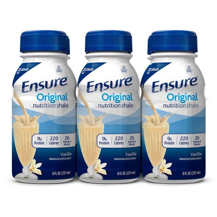 Ensure Vanilla 8 Oz (4 X 6 Pack)