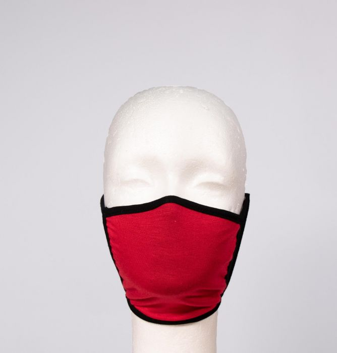 Adult Cotton Face Mask (Assorted Colors)