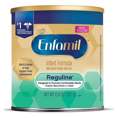Enfamil Reguline Powder (12.4 Oz)