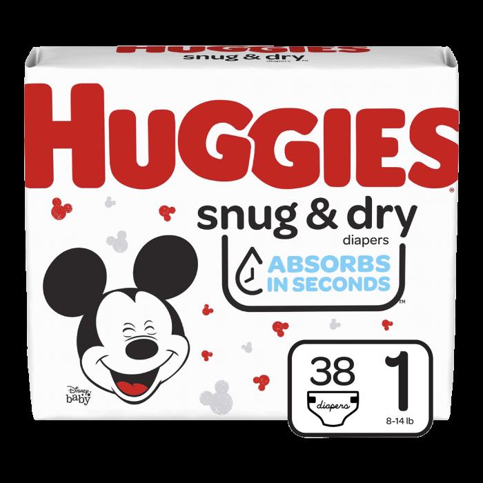 Huggies Snug & Dry Size 1