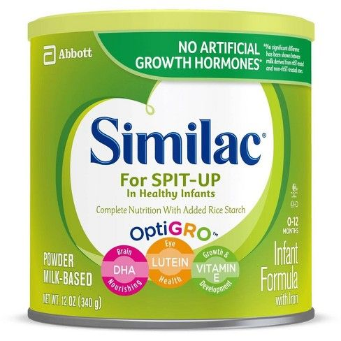 Similac For Spit Up Powder (12 Oz)