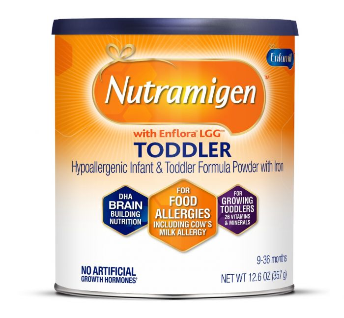 Enfamil Nutramigen Toddler Powder (12.6 Oz)