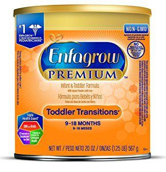 Enfagrow Toddler Transitions #2 Powder (20 Oz)