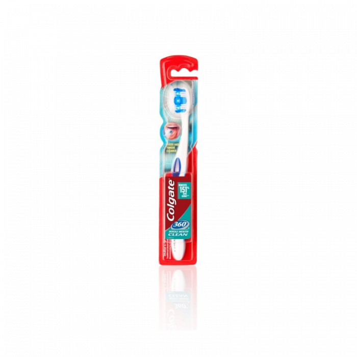 Colgate Toothbrush 360 Whole Mouth Clean (Soft)