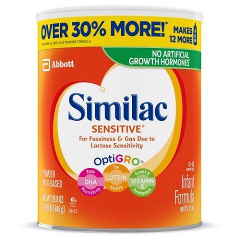 Similac Sensitive Powder (1.86 Lb)
