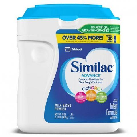 Similac Advance Powder (2.13 Lb)