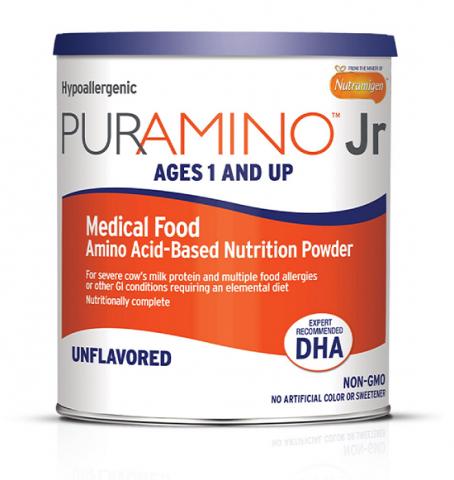Enfamil Puramino Jr Unflavored Powder (14.1 Oz)
