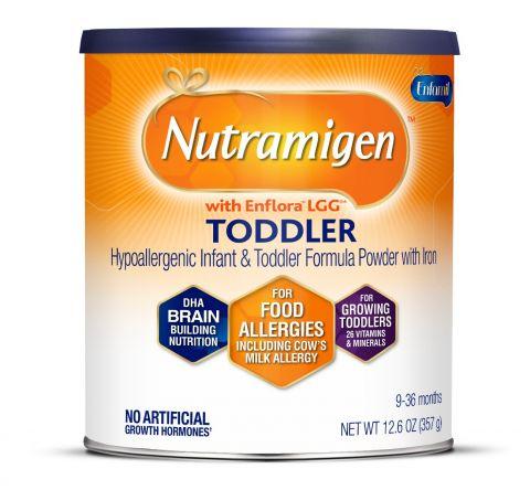 Enfamil Nutramigen Toddler Powder (12.6 Oz)